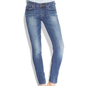 Lucky Brand Charlie Skinny Mid Rise Jeans